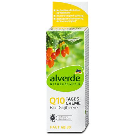 Dnevna krema Q10 Bio-Gojibeere