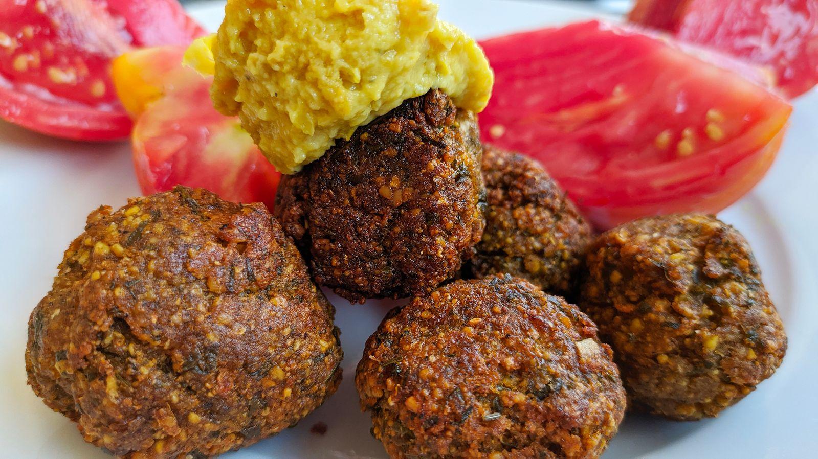 Falafel – bliskoistočna hrana popularna među veganima