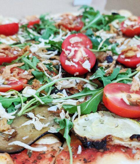Veganska pizza by Luigi