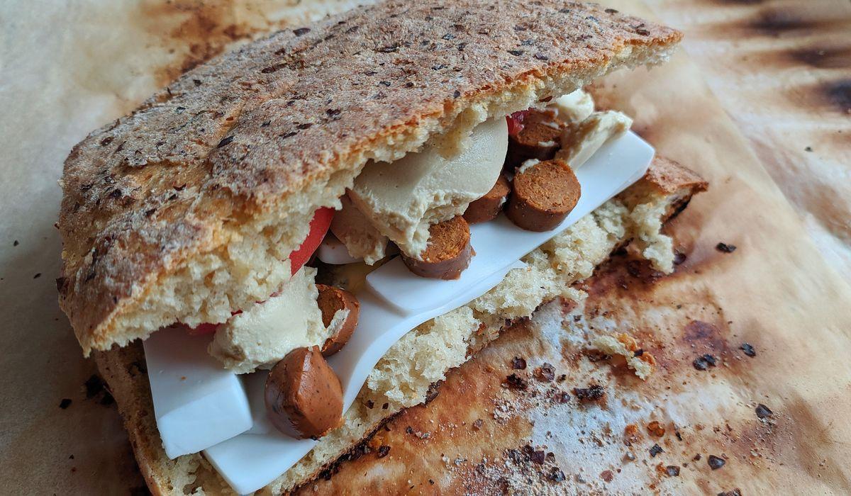 Prijedlog za doručak – Ciabatta sendvič