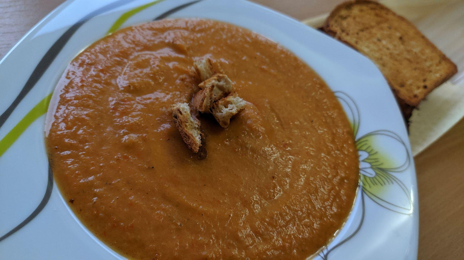Supa od patlidžana