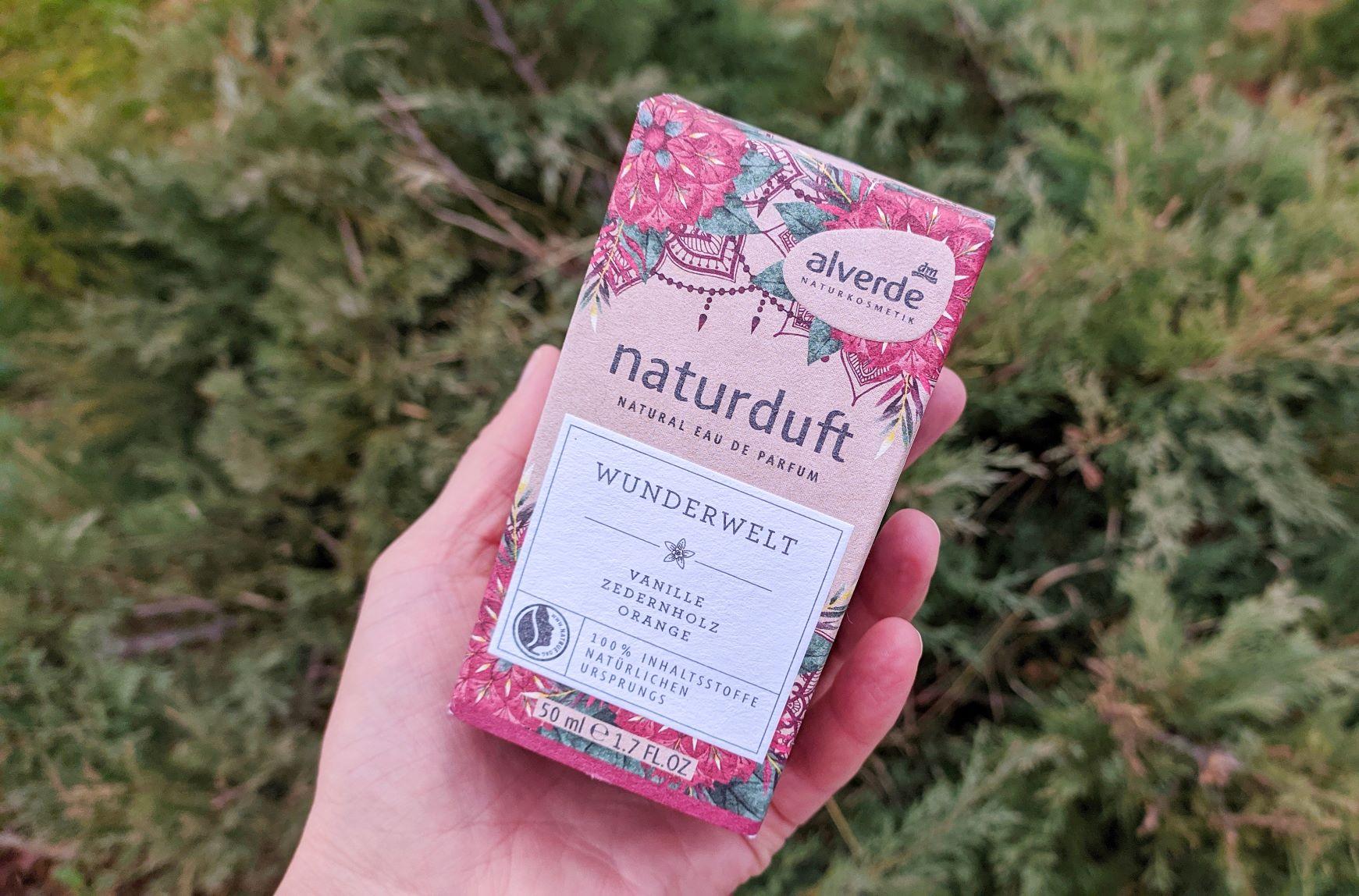 Orijentalni parfem 100% prirodnog porijekla